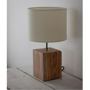 Garden Trading Megeve - Reclaimed Elm Table Lamp
