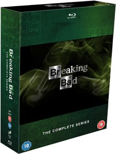 Breaking Bad - Staffel 1-5 (enthält UltraViolet Copy)