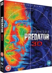 Predator 3D (Includes 2D Version)