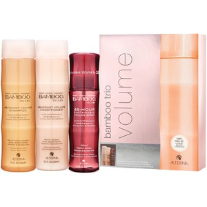 Alterna Bamboo Abundant Volume Trio Gift Box (Save 20%) (Worth: £58.00)