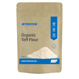 Farina biologica di Teff superfina