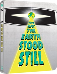 The Day the Earth Stood Still - Limited Edition Steelbook