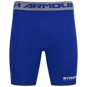 Under Armour® Men's Heatgear Armour Compression Shorts - Blue