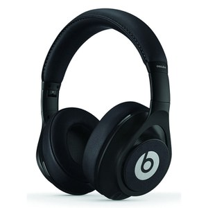 Beats by Dr. Dre Executive Over Ear Headphones - Black - Manufacturer Refurbished