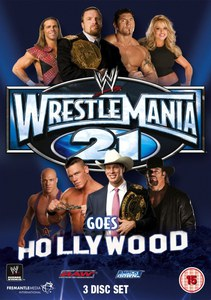 WWE: Wrestlemania 21