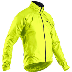 Sugoi Men's Versa Bike Jacket - Supernova Yellow