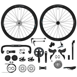 Kinesis Crosslight Disc Build Kit 105 11sp - 2015