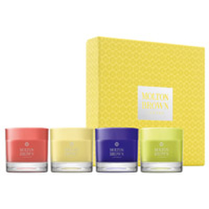 Molton Brown Garden Bloom Mini Candle Set
