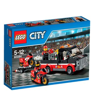 LEGO City: Racing Bike Transporter (60084)