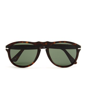Persol D-Frame Men's Sunglasses - Havana