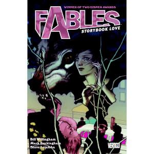 Fables: Storybook Love - Volume 03 Paperback Graphic Novel