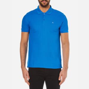 J.Lindeberg Men's Rubi Slim Fit Polo Shirt - Blue