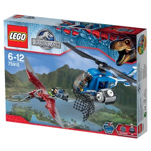 LEGO Jurassic World: Pteranodon Capture (75915)