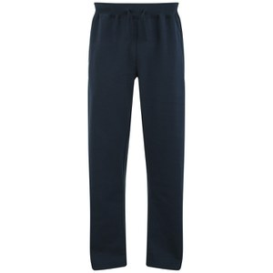 Kooga Men's Open Hem Fleece Jogging Pants - Navy