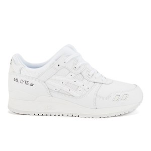 Asics Gel-Lyte III (Mono Pack) Trainers - White