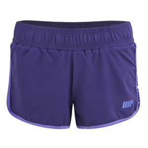 Myprotein Women's Running Shorts with Inner Layer - Purple