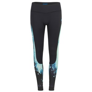 Myprotein Women's Printed Panel Leggings - Teal