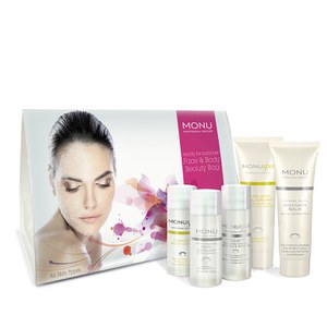 MONU Exclusive Face and Body Beauty Bag