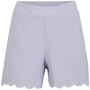 Vero Moda Women's Ring Shorts - Purple Heather