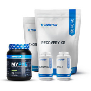 Myprotein Sports Performance Bundle