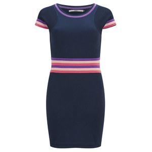 ONLY Women's Stanhope Sporty Shift Dress - Mood Indigo