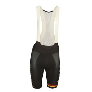 Lotto Soudal Replica Pro Race Bib Shorts - Black
