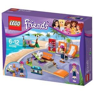 LEGO Friends: Heartlake Skate Park (41099)