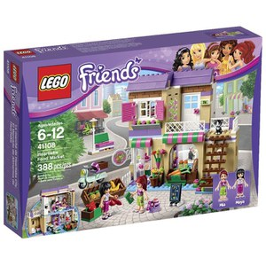 LEGO Friends: Heartlake Food Market (41108)