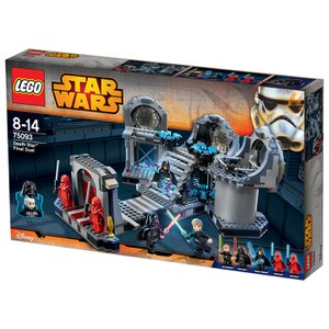 LEGO Star Wars: Death Star™ Beslissend Duel (75093)