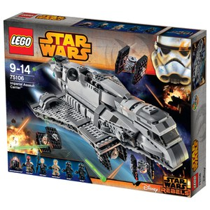 LEGO Star Wars: Imperial Assault Carrier™ (75106)