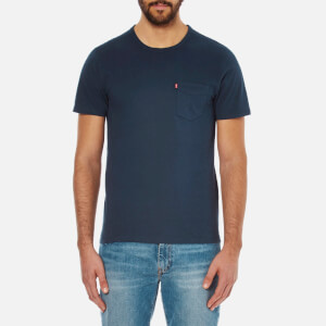 Levi's Men's Sunset Pocket T-Shirt - Blue
