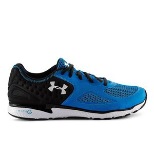 Under Armour Men's Micro G Mantis 2 Running Shoes - Black/Blue Jet/White