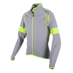 Nalini Blue Label Parello Jacket - Grey/Yellow