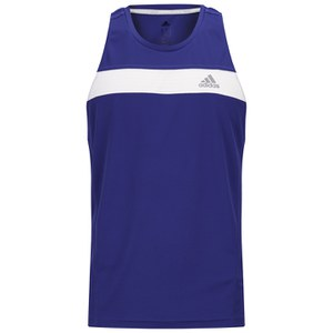 adidas Response Men's Singlet - Night Flash/White
