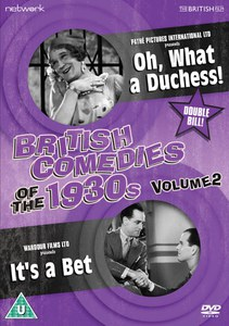 British Comedies of the 1930s Volume 2