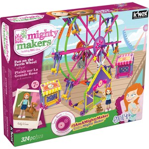 K'NEX Mighty Makers Fun On The Ferris Wheel (43534)