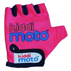 Kiddimoto Gloves - Neon Pink