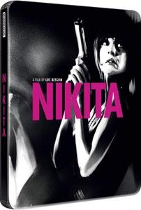 Nikita - Zavvi exklusives Limited Edition Steelbook (nur 2000 Exemplare)
