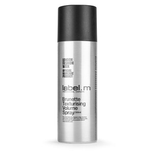 Lebel.m london fashion week Spray volume texturisant pour cheveux bruns