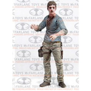 The Walking Dead TV Series 7 Flu Walker Action Figure