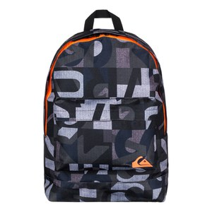 Quiksilver Men's Everyday Poster Backpack - Dark Shadow