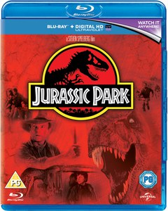 Jurassic Park (Includes UltraViolet Copy)