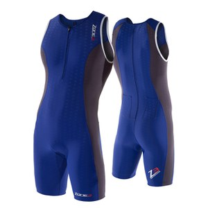 Zone3 Aquaflo Men's Trisuit - Blue