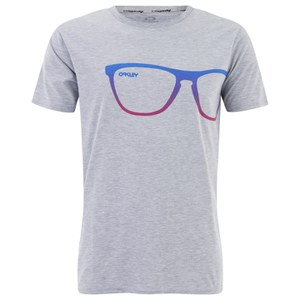 Oakley Men's Frogskin T-Shirt - Heather Grey