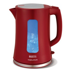 Morphy Richards 120002 BRITA Accents Kettle - Red