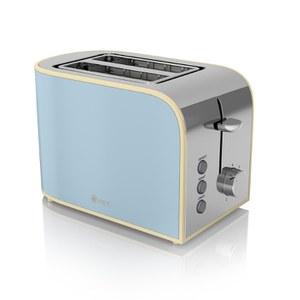 Swan ST17020BLN 2 Slice Toaster - Blue