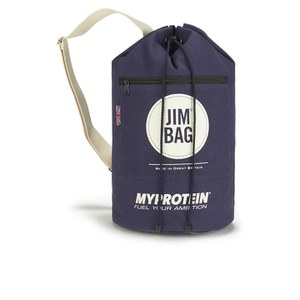 Myprotein Jim Bag Canvas Duffel Bag - Navy