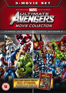 Ultimate Avengers (Triple)