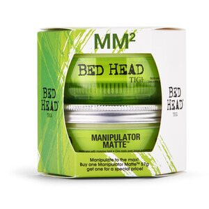TIGI Bed Head Manipulator Matte Wax Duo (2 x 57g)