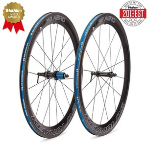 Reynolds 58 Aero Clincher Front Wheel - 2015